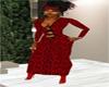 RT Red GeoMetric Dress
