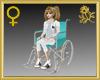 Wheelchair Avatar Female