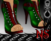 -NS- Xmas Casual Shoes