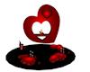 Heart Fireplace 1