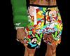 Trippy Shorts