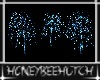 Blue Tree Light