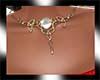 white Celtic necklace