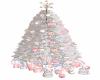 Elegant Pink/White  Tree