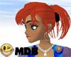 ~MDB~ BRIGHT RED MINDY