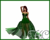 Lucky Green Gown
