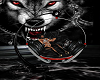 Black Wolf Swing Seat