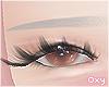♡ grey brows
