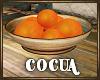 Cocua Bowl of Oranges