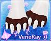 [VR] Rhea Feety Paws