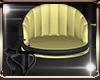 Small armchair golden