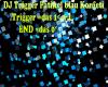Trigger Blau Konfeti
