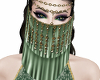 Harem Veil Green