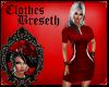 BS*AF RedFlash Dress