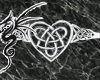 [LD]S Celtic Heart Ring