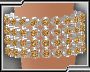 Amber Diamond Bracelet