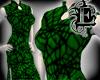 Green Webz Cheongsam
