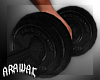 ak. hand weights M/F L