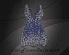 Sapphire Sparkle Dress