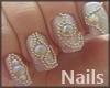 💅 Pearls BrideNails