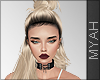 & Flor Hair Bow Blonde