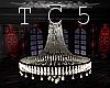 Goths chandelier
