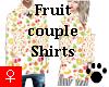Fruit Couple Shirts F
