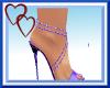 W| Sexy Purple Shoes