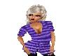 LL- Sexy Shirt- Purple