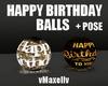 Happy Birthday Balls