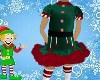 Kid Elf Costume
