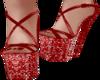 Red Mystic heels