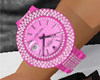 Pink Bling Rolex