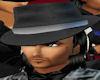 (69)Grey Mafia Hat