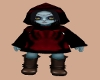Animated Scary Doll