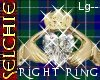 !!S Claddagh Ring
