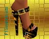 FLS Buckle Sandals - Gol