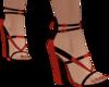 red&black heels