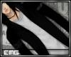 EMG Jacket-H Blk/Wht