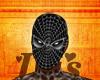 I~SiderMan Black Mask
