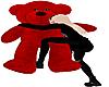 Cuddling Bear
