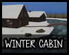{EL} Winter Cabin Escape