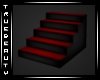 Red and Black PVC Stairs