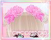 :G: Hair Roses~ Pink