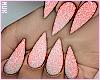 Glitz Nails | Peach