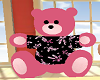 Pink Bear w Ballet Top