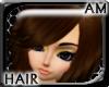 [AM] Audrey Brown Hair