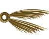 Flying Golden Wings