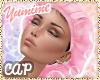 [Y] Shower Cap ~ Pink