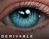 ! Derivable Female Eyes